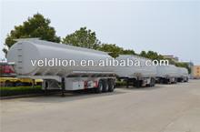 Economic Price 3 axles widely used Liquid Oil Tank Semi Trailer