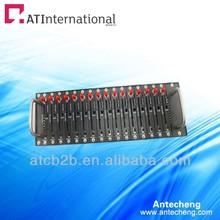 2014 Hot 16 port modem tc35 gsm modem