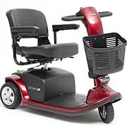 Free Shipping Pride Victory 9 3-Wheel Mobility Scooter
