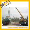 asphalt plant / supply for different road repair materials