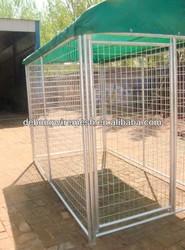 Chian link dog kennel/dog cages for sale