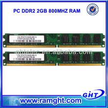 Motherboards bulk lifetime warranty 2gb used ram memory ddr2 800