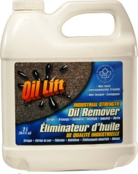 Industrial strength Oil stain remover
