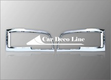 Chrome headlight cover for Toyota Hiace 2006
