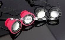 AWS1041 Pretty Cute Mini 21 Inch MP3 Speaker 5.1 channel multimedia speaker