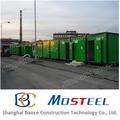 de transporte de baixo custo móvel portátil container escritório villa