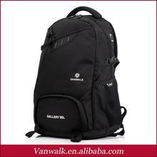 adult school bag fashion backpack girl school use red dot laptop bag