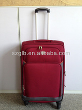 2014 hot sell lightweight cabin luggage with wheels