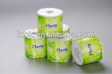 reciclado del papel higiénico suave de papel