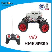 Plastic radio control car high speed car model car