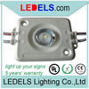 1.4w high power led module led light for display cases