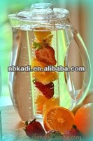 2.5L Fruit infusion pitcher with ice core(SH25)