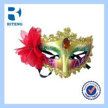 Promotional Party Decorative Flower Mask Masque Flower Mask