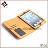 2014 leather cover case for mini ipad