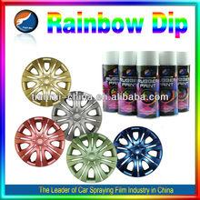 MSDS Colorful Peelable Plasti Dip Gallon