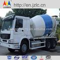 de mezcla de hormigón de camiones con 8 m3 capacidad fabricante de china