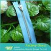 No.5 Y teeth Heavy duty metal zippers Close end zipper for outdoor tent
