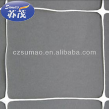 White Plant Support Netting Mesh For Pea / Bean , Hdpe Extruded Netting