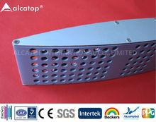 China Building Materials Aluminum Louver Design