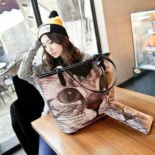 2014 Trandy Summer Designer Garfield Tom cat shoulder bag hand bag for women