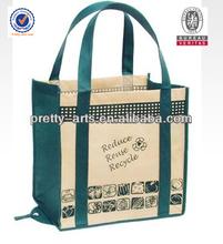 heavy duty new 100% eco pp woven handbag tote bag wholesale