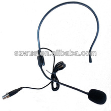 Professional Mini Headset Microphone for Tour Guide and Multilingual Interpretation