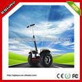 18km/h çapraz- ülke iki tekerlekli kendini dengeleme elektrikli scooter, 2014 yeni tasarım üç tekerlekli elektrikli motorlu bisiklet