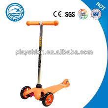 Three wheel kids scooter,scooter kick starter