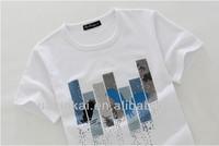 t-shirt led display 100% cotton