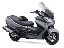 2014 Suzuki Burgman 650 Executive ABS