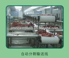 Rinderschlachtungen ausrüstung für Schlachthof( automatische förderleitung)