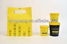 Custom Promotional Medium Die Cut Paper Shopping Bag