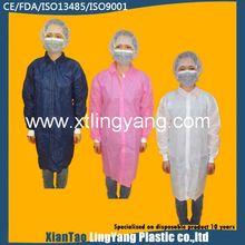 Medical doctor lab coats