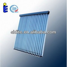 Pressurized Rooftop Freestanding U Pipe Solar Water Heater Collector