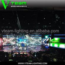 2014 Die-casting rental p6 indoor led display full xxx vedio
