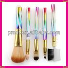 make up brush set mini