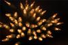 decorative play light string / 100 led christmas smart light / cheap christmas mini light