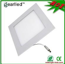 18w edison led panel light,18w 180x180mm led panel light,square led panel light 18w