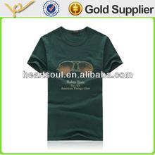 Manufacturers custom printed branded t-shirt