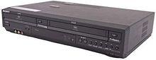 SLV-D380P DVD/CD/VHS Tunerless Video Cassette VCR Recorder Combo Player