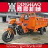 Water Cool Strong Cargo 200CC Three Wheel Motorcycle