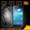 No Bubble Anti broken 9H tempered glass screen protector for S4 mini (Glass Shield)