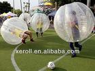 Most popular PVC/TPU bubble football