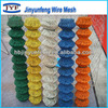 Best Quality of PVC coated Chain Link Wire Mesh Fence Netting