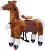 HI CE mechanical walking horse ride on horse toy