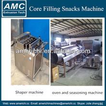 Choclate Or Fruit Jam Core Filling Making Machine