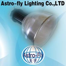 low price integral fins radiator hook 50w led high bay/warehouse lighting