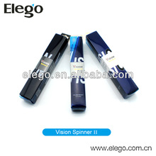 2014 Hot Selling e Cigarette Variable Voltage Vision Spinner 2 battery