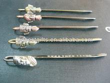 antique bookmarks Chu-Ko Liang shape bookmark