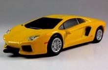 large stock promotional car shape usb pen